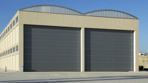 garage doors-industrial